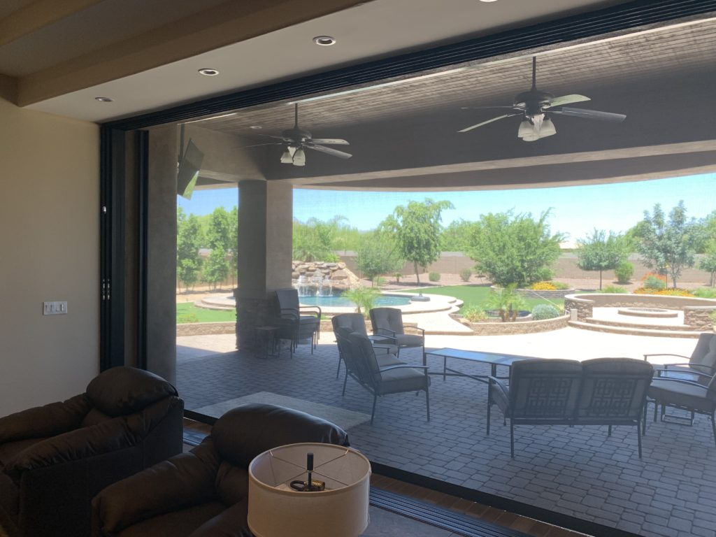 Havana Shade, monsoons, scottsdale , Sun Shades, Shade Structures, Pergolas, climate control, wind exposure, insects, rainy conditions, patio, outdoor patio (1 (8)-min